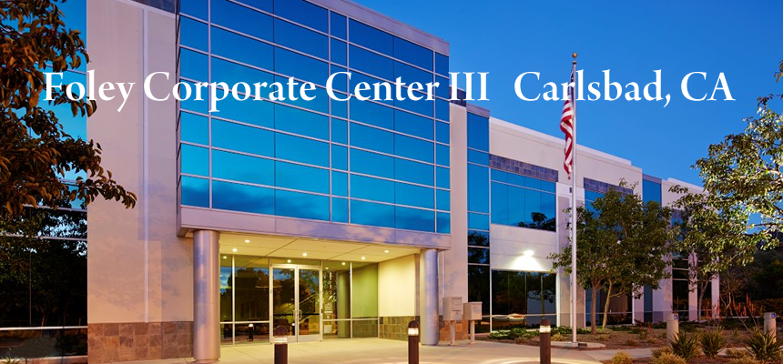 foley corporate center carlsbad ca
