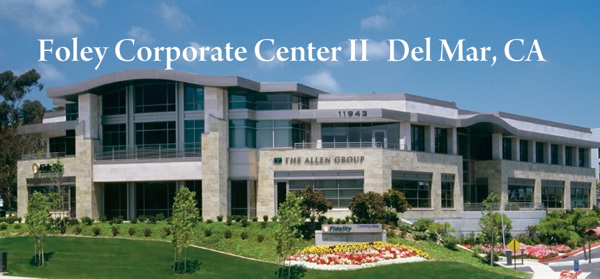 foley corporate center del mar ca