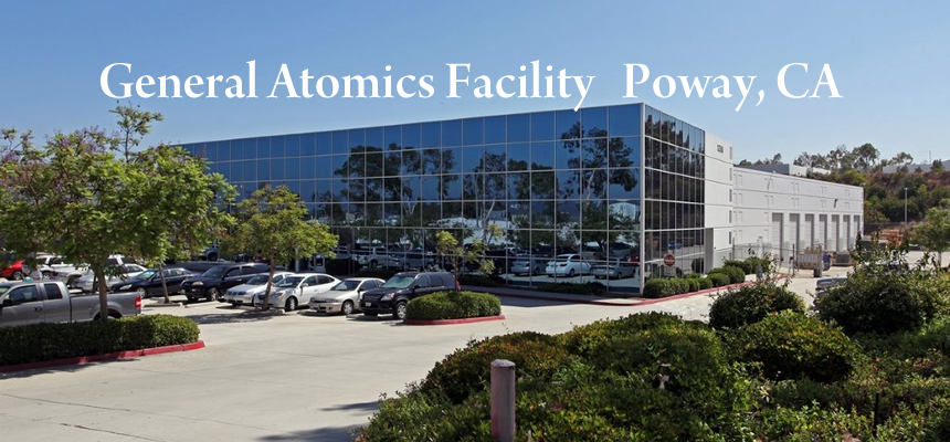 general atomics facility poway ca